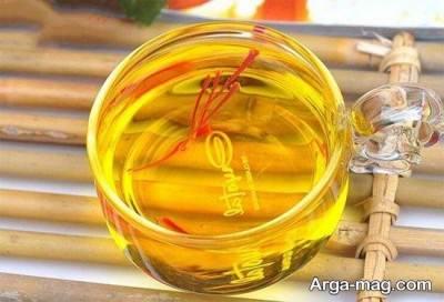 تشخیص زعفران اصل از تقلبی