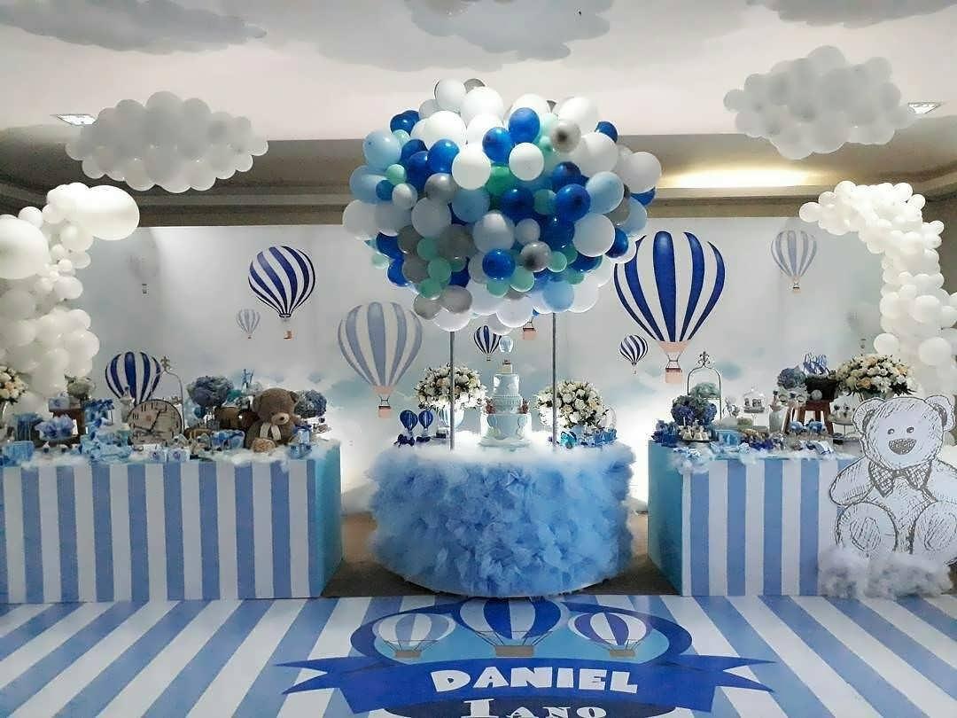 تم تولد آبی با ست رنگ های مختلف برای جشن تولدهای دوست داشتنی