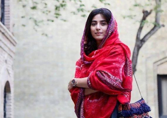 چهره خندان آناهیتا افشار