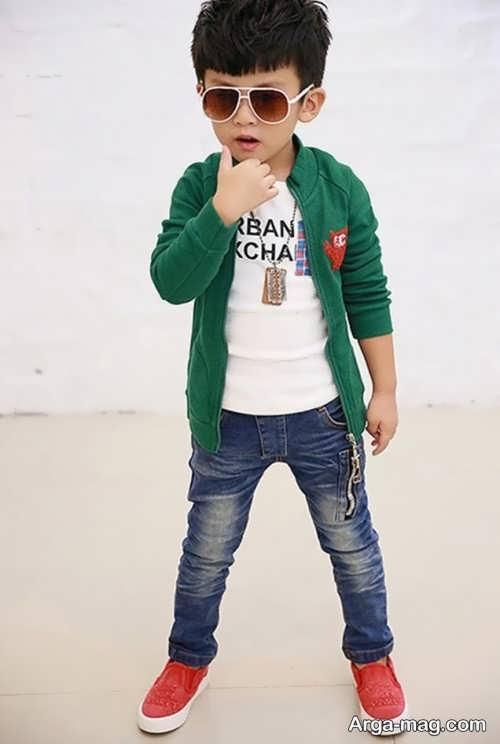 مدل لباس کودک پسرانه شیک و زیبا
