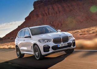 قابلیت های خودروی بی ام و X5 مدل 2019