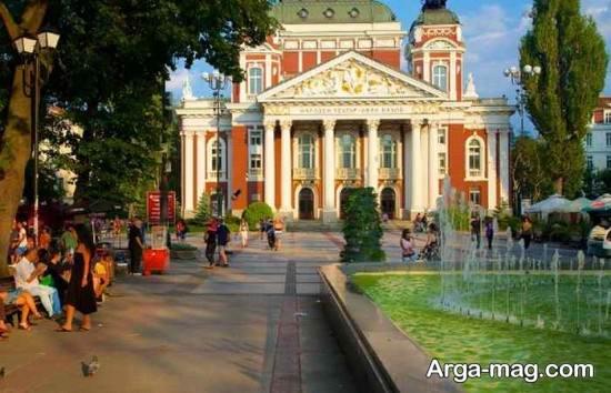 دیدنی های بلغارستان