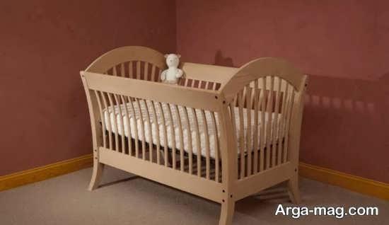 مدل تخت خواب برای نوزاد