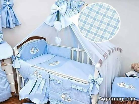 مدل کمتر دیده شده تخت خواب نوزاد
