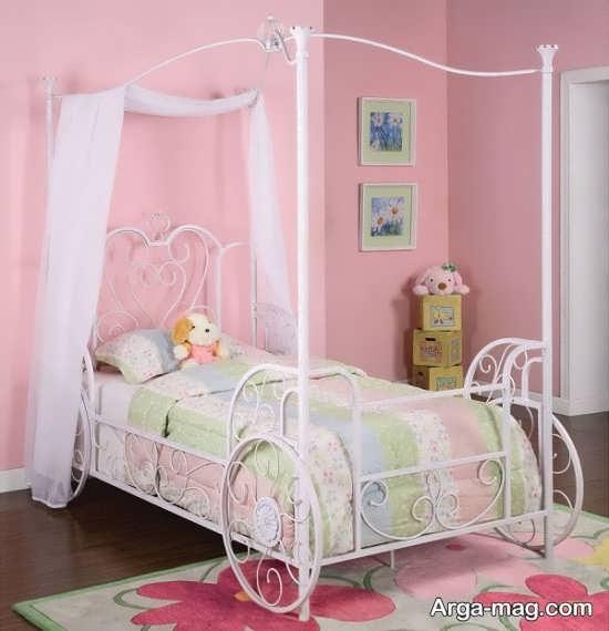 مدل متفاوت تخت خواب نوزاد