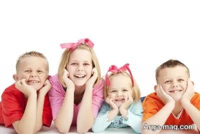 کودکان آرام