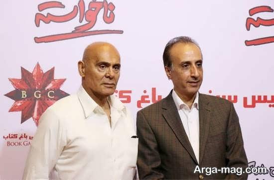 عکس محمدرضا حیاتی جمشید هاشم پور