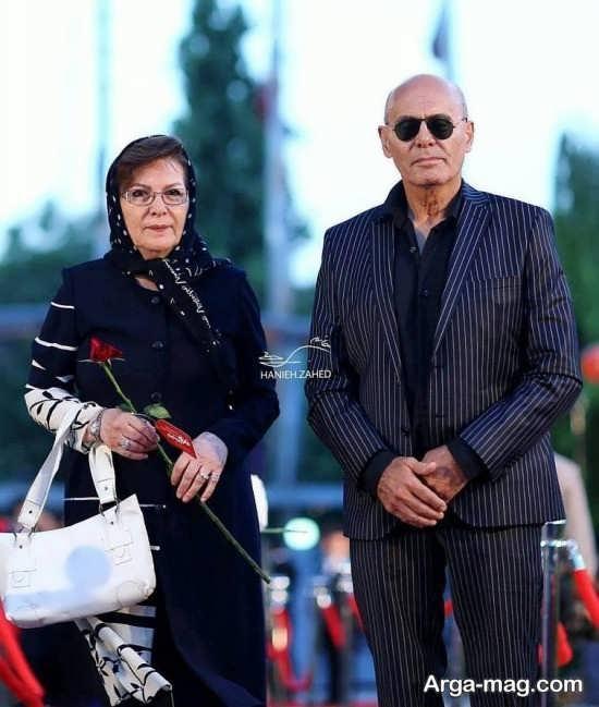 عکس های خانوادگی جمشید هاشم پور