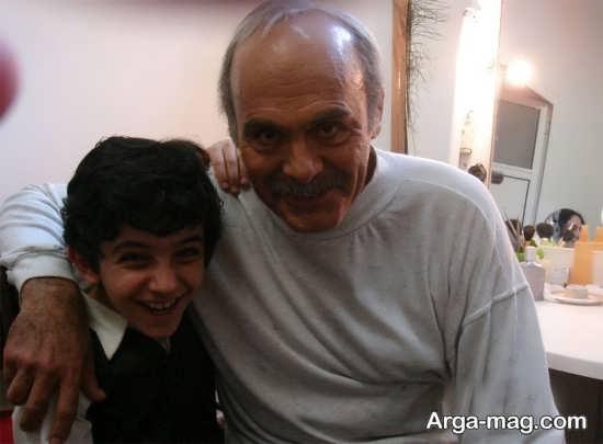 جمشید هاشم پور در سریال میم مثل مادر