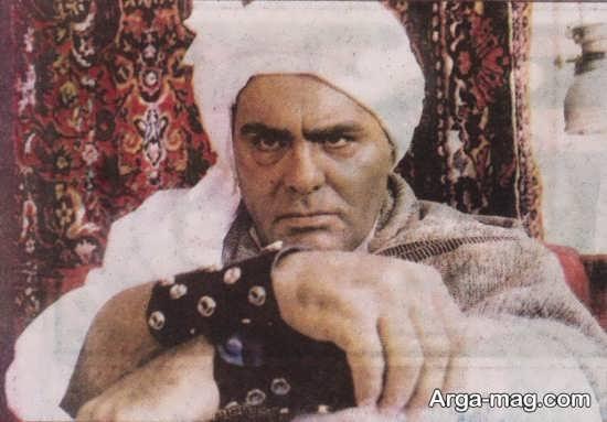 نقش های متفاوت جمشید هاشم پور