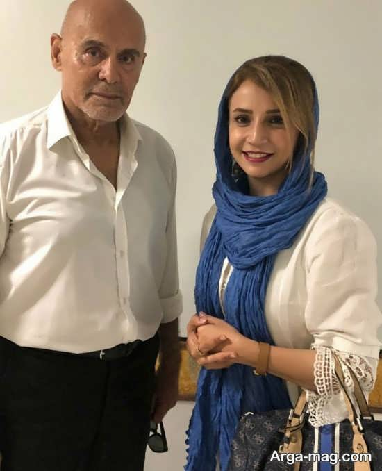 عکس شبنم قلی خانی و جمشید هاشم پور