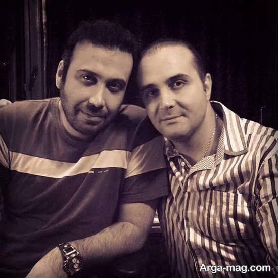 عکس محسن چاوشی در کنار سینا سرلک