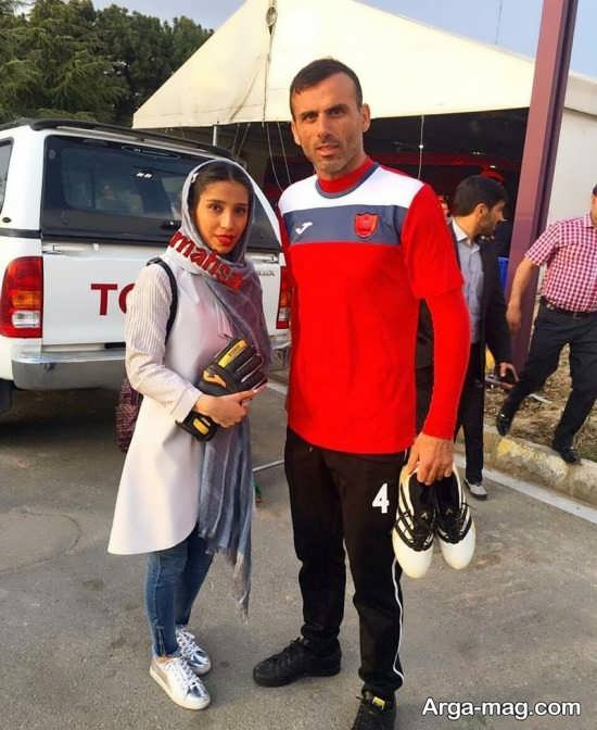 زندگینامه کامل و جدید سید جلال حسینی