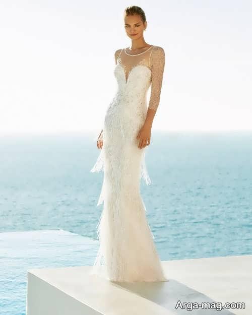 لباس عروس 2019 زیبا