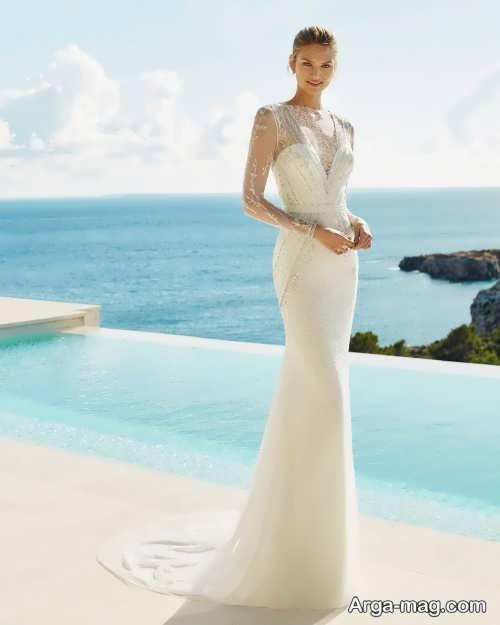 مدل لباس عروس 2019 شیک و جدید