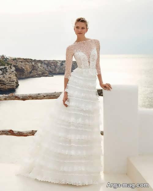لباس عروس زیبا و جدید