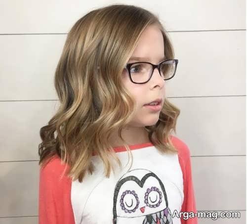 مدل موی زیبا بچه گانه