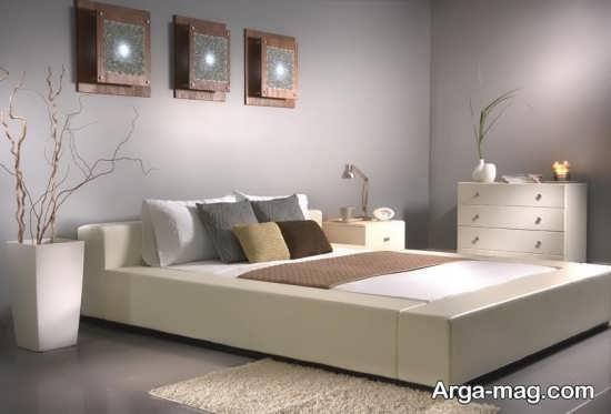 چیدمان زیبای اتاق خواب کلاسیک
