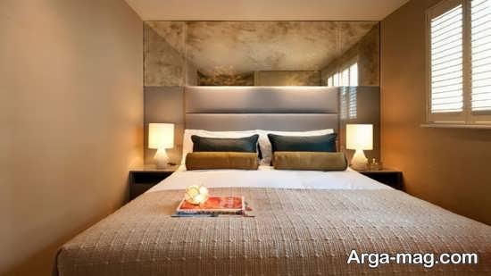 طراحی زیبای اتاق خواب کلاسیک