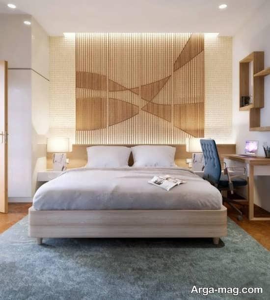 دکوراسیون اتاق خواب لوکس کلاسیک