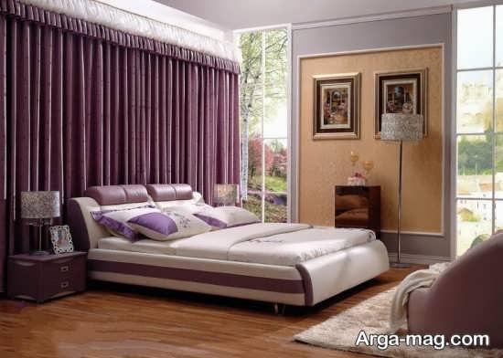 طراحی جذاب اتاق خواب کلاسیک