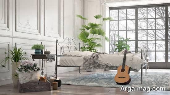 طراحی و چیدمان اتاق خواب کلاسیک