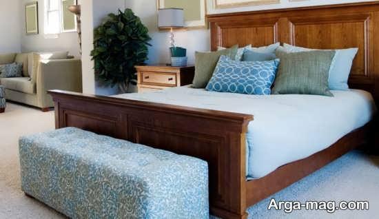 دکوراسیون لوکس اتاق خواب کلاسیک