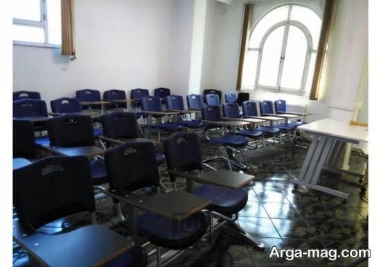 دیزاین جدید کلاس درس