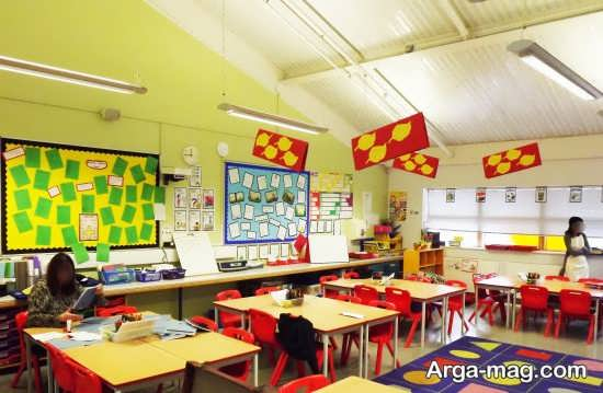 طراحی متفاوت کلاس درس