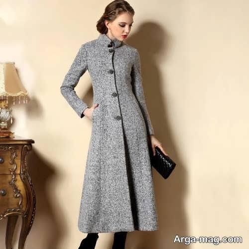 مدل پالتوی زنانه بلند