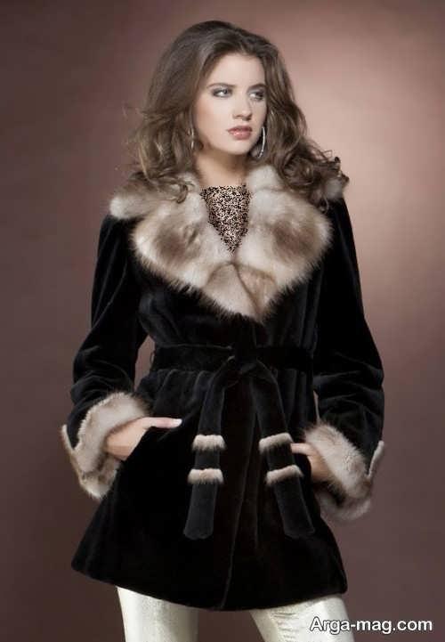 مدل پالتوی زنانه شیک و زیبا