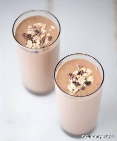 چاکلت بادام زمینی