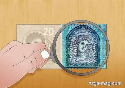 شناسایی یورو تقلبی