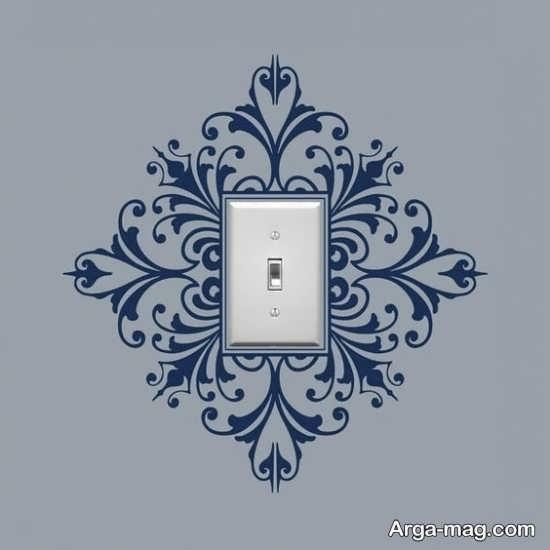 طرح های جالب برای روی پریز برق