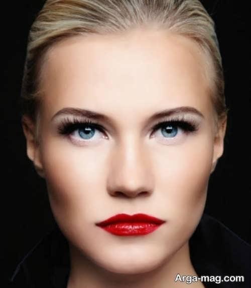 مدل میکاپ زنانه