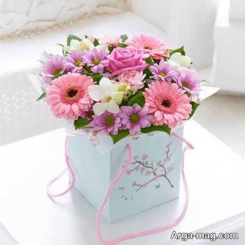 باکس گل شیک