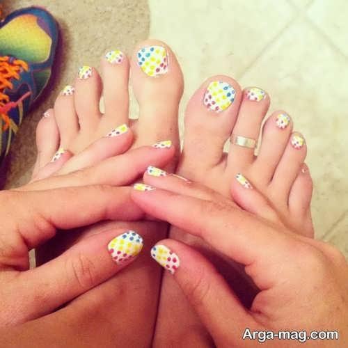 [تصویر:  Foot-nail-design-22.jpg]
