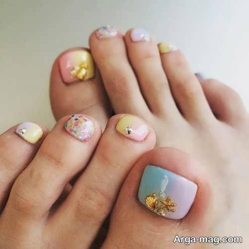 [تصویر:  Foot-nail-design-27.jpg]