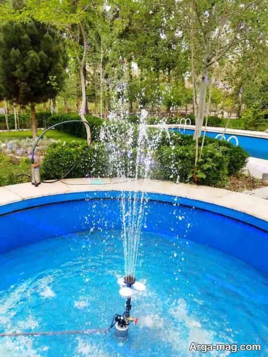 طراحی آب نمای خانگی