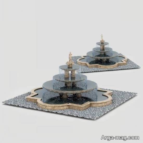 مدل خلاقانه آب نمای خانگی