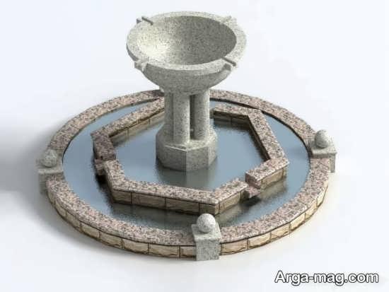 مدل لوکس و جدید آب نمای خانگی
