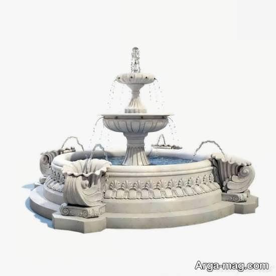طراحی فوق العاده آب نمای خانگی