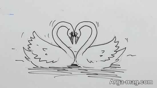 نقاشی قوی عاشقانه