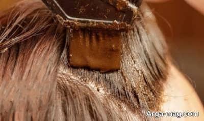 نکات قبل از رنگ کردن موها با حنا