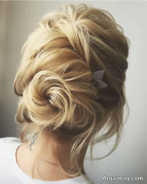 مدل موی زیبا برای مادر عروس