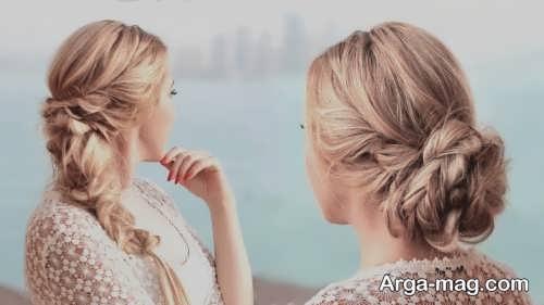مدل موی مادر عروس