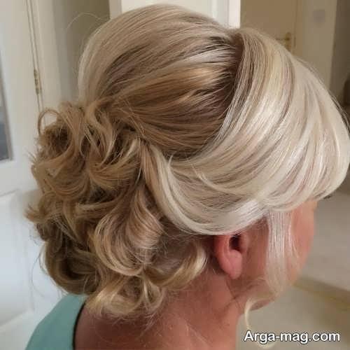 مدل موی شیک برای مادر عروس