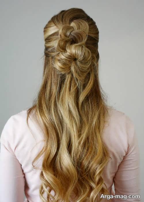 مدل موی ساده برای مادر عروس