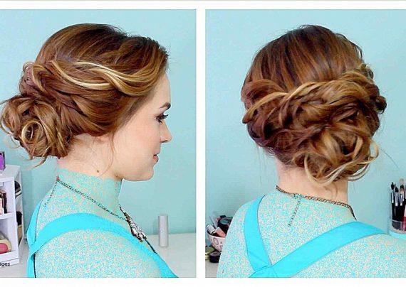 مدل مو برای مادر عروس