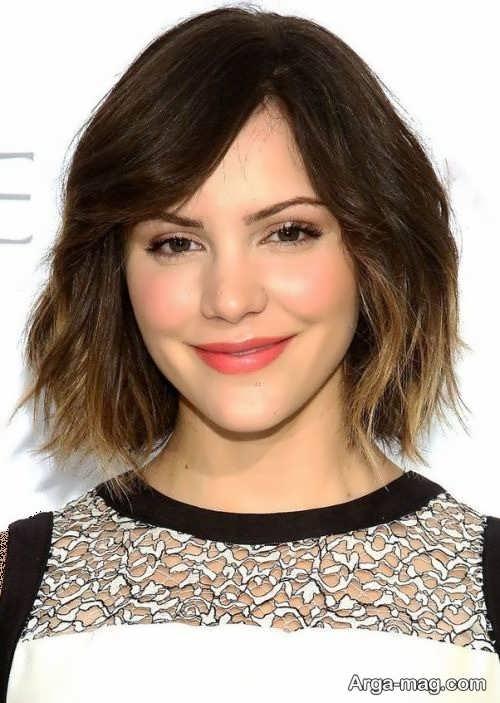 مدل مو کوتاه و زنانه